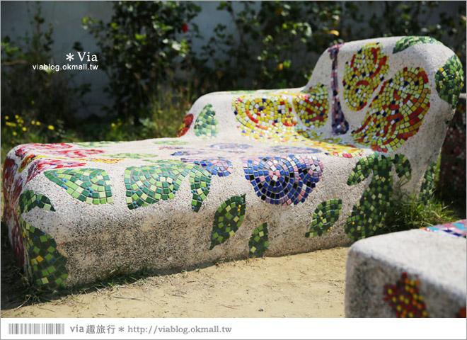 【台南後壁幾米】後壁土溝農村美術館‧農村就是美術館!幾米作品可愛現縱~20