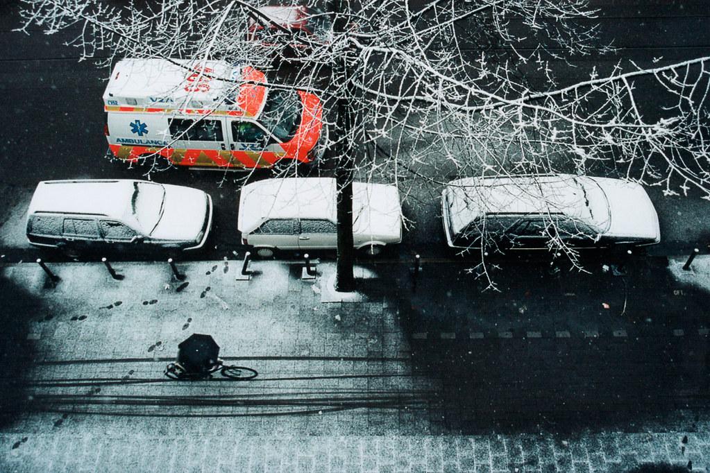 Ambulance, Amsterdam, 2005