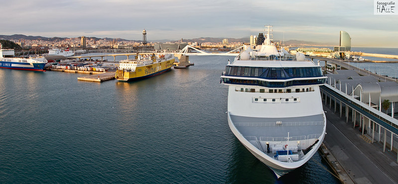 Im Hafen von Barcelona | Port of Barcelona