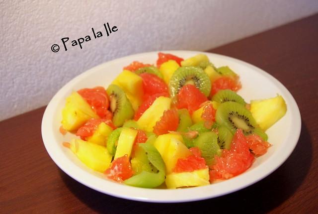 Salata de fructe pentru micul dejun (2)
