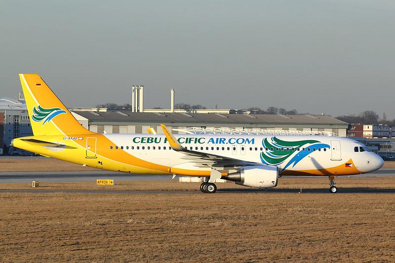 Cebu Pacific - A320 - D-AXAF (3)