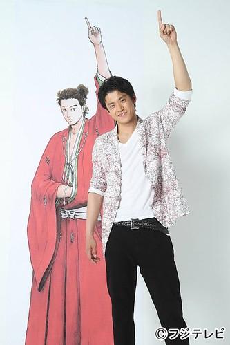 140508(2) - 漫畫家石井あゆみ(石井步)代表作《信長協奏曲》7月放送動畫、10月首播日劇、未來上映真人電影版! 2 FINAL