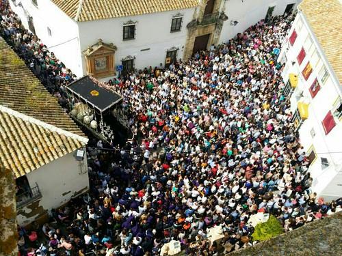 AionSur 13951101244_2e00372eb0_d Corta Madrugá, intensa estación de penitencia Cultura Semana Santa