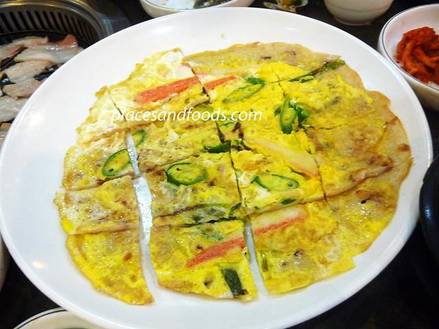 nak won omelette