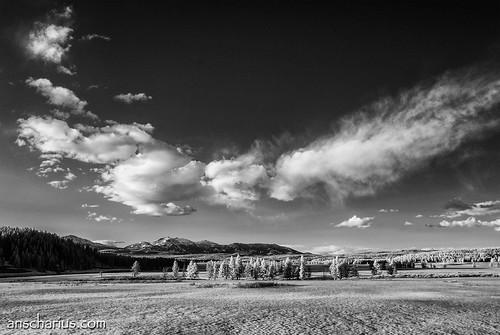 Yellowstone NP #4 - Nikon 1 V1 - Infrared 700nm & 6,7-13mm