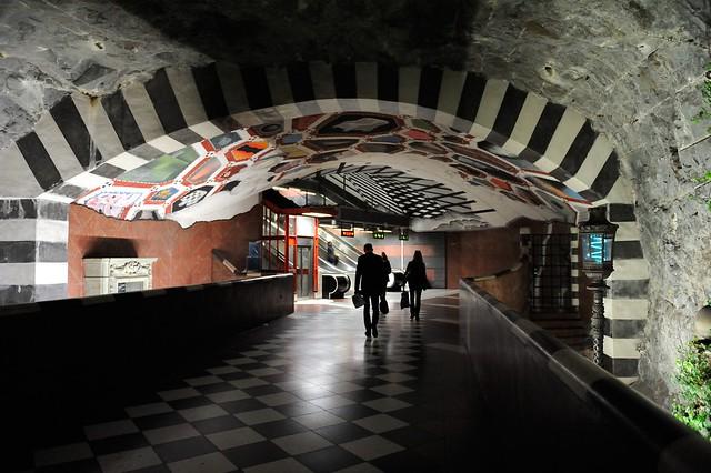 Kungsträdgården station