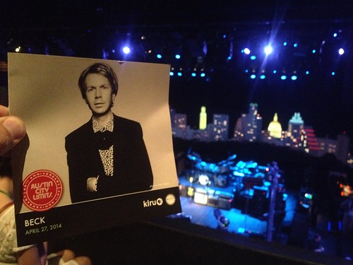 Beck - Austin City Limits Taping