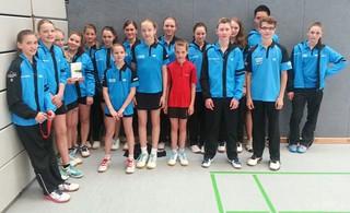 26./27.04.2014 A-Rangliste Doppel/Mix U13 - U19 Nordhorn