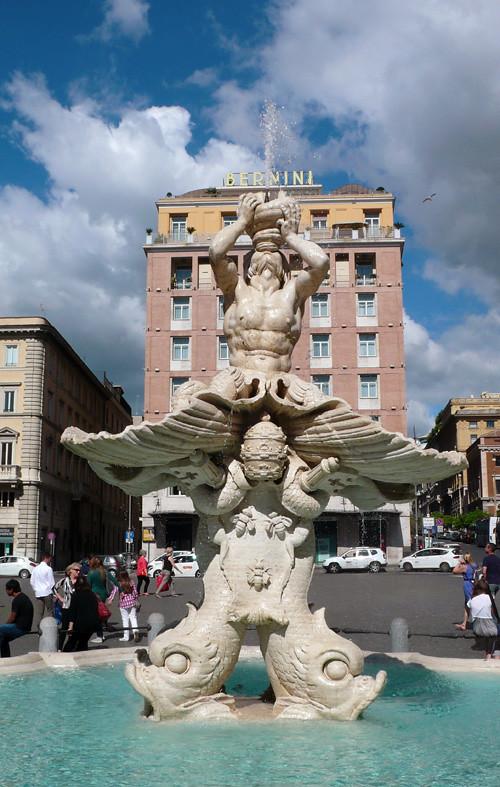 Tritone - Bernini