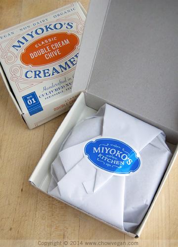 Miyoko's Creamery Packaging