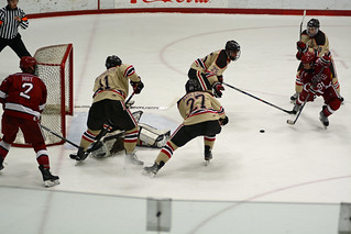 Battlle for the Puck