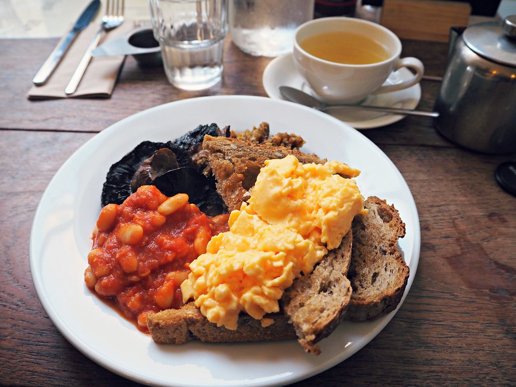 Edinburgh larder cafe breafast review 6