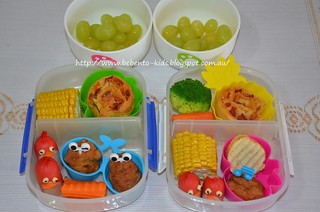 Colourful Bento
