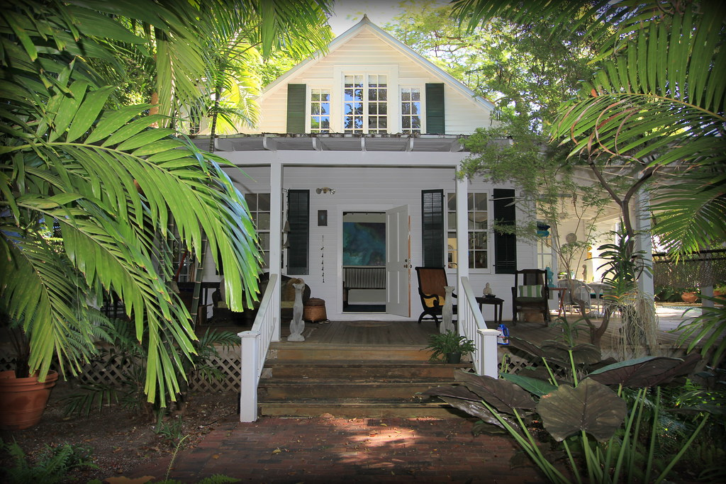 6 Pinder Lane, Key West   A Magical Secret Garden
