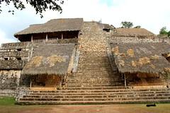 Ek' Balam Castillo