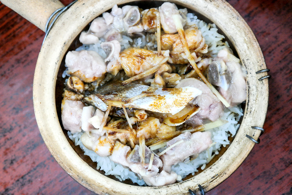 Eating In Hong Kong: Four Season Claypot Rice