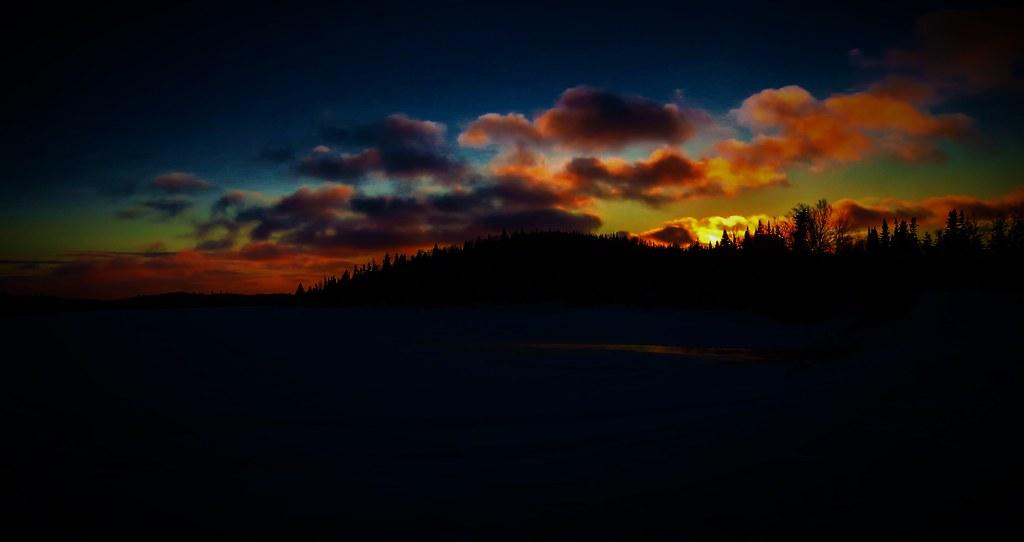 January 29 - 2015 - Sunset