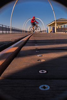 Bike riders screwed view