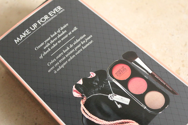 Make Up For Ever Desire Me Cheek Set