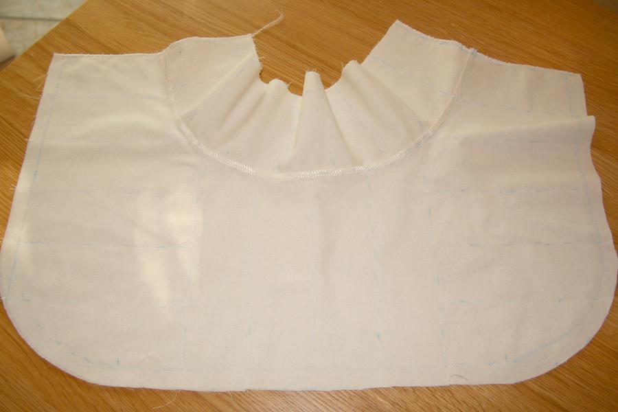 Tuto couture - bouillotte en graines de lin pour les cervicales - Etape 5