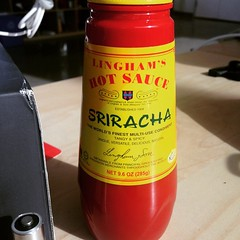New places, new Sriracha variants to try