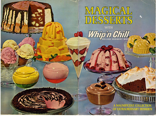 Magical Desserts with Whip'n Chill - 1965