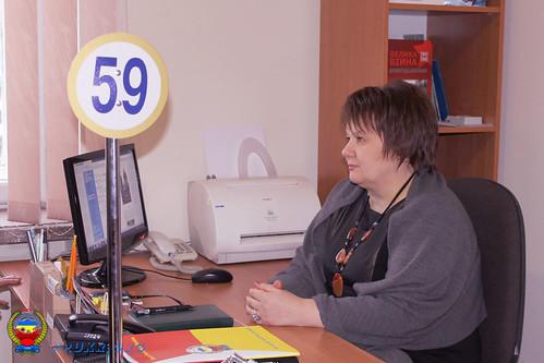 Начальник отдела социальной поддержки населения Кировоградского городского совета Волк Юлия Николаевна (2)