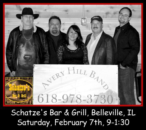Avery Hill Band 2-7-15