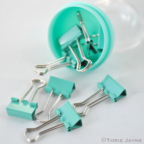 Ball of clips