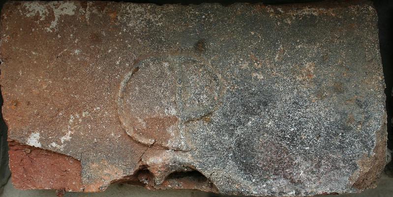 Old brick texture 43