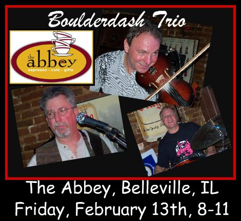 Boulderdash Trio 2-13-15