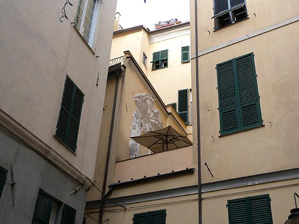 terrasse et moulure