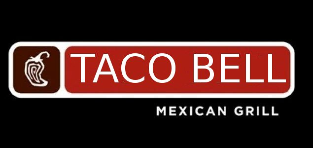 Taco Bell as a Chipotle Logo