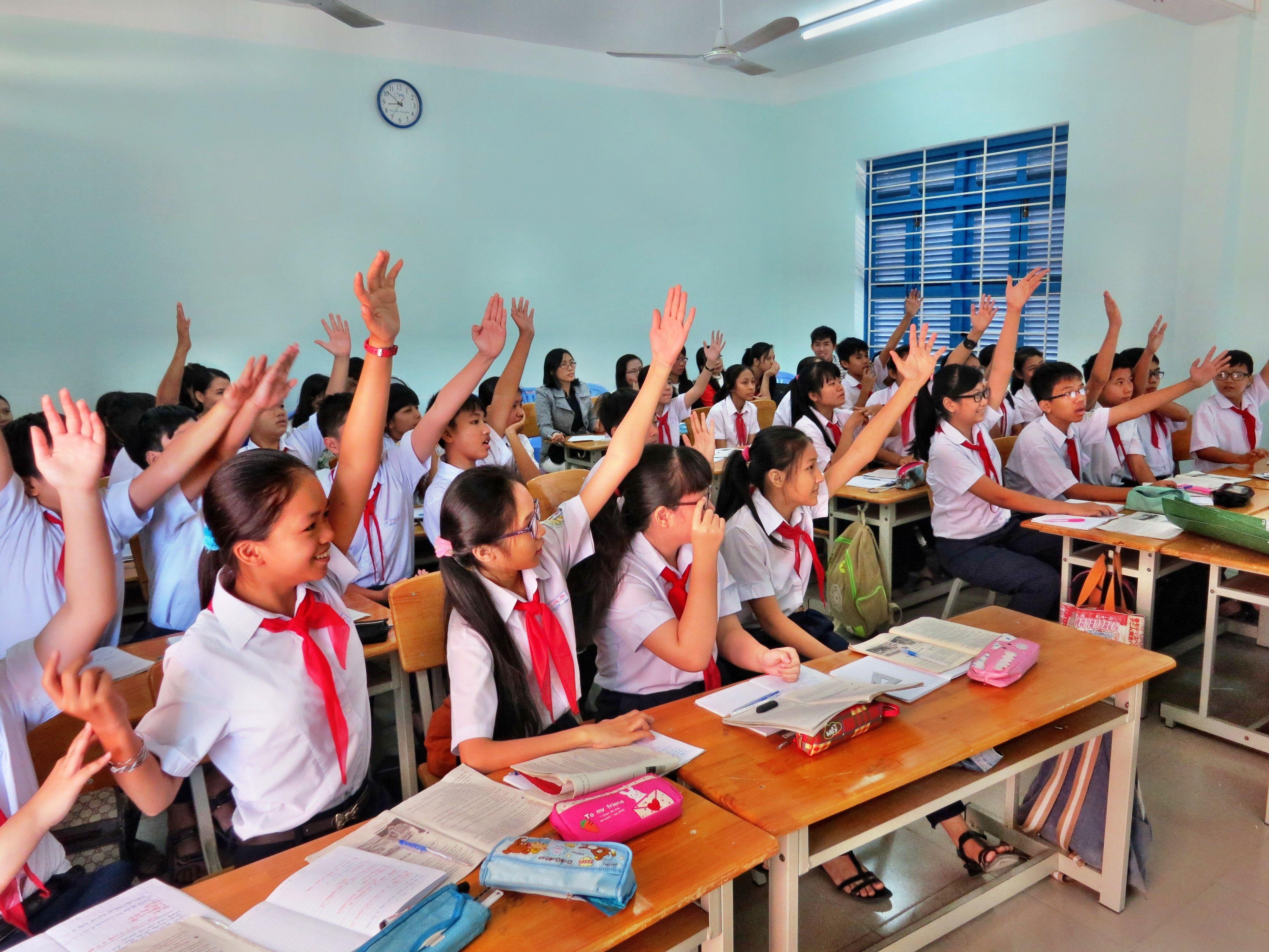 """Chuyên Đề Cụm 4: """"Tích Hợp Kiến Thức Liên Môn Địa Lý-Sinh Học Vào Giảng Dạy Môn Giáo Dục Công Dân Lớp 7 Ở Trường THCS"""""""