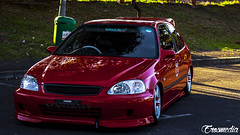 Honda Preshoot