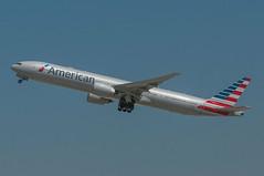American Boeing 777-300