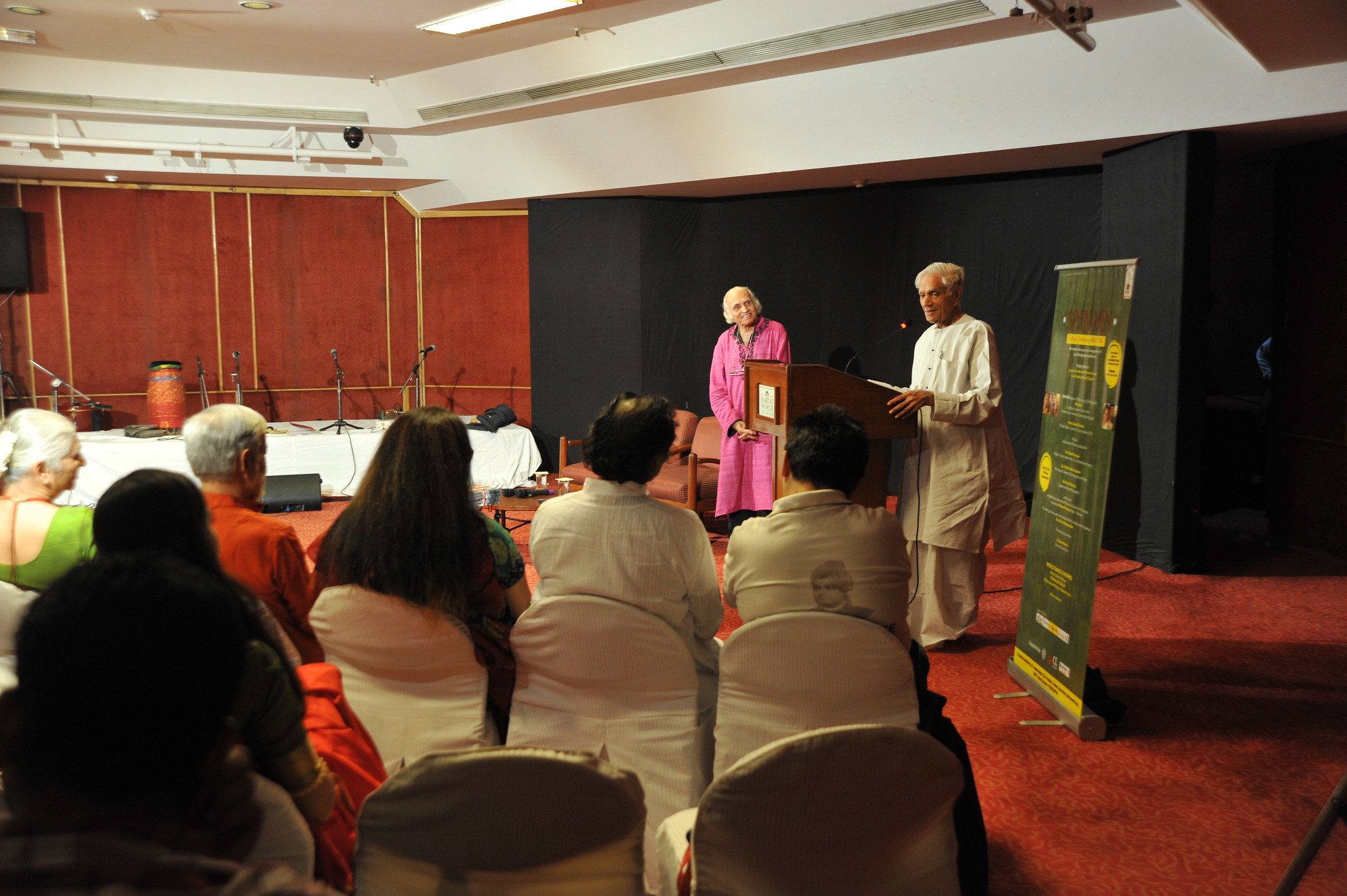 Tributes to GURUS : Nartanam special edition releases at SPANDAN 2016