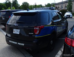 Baltimore MD Police - 2016 Ford Police Interceptor Utility (3)