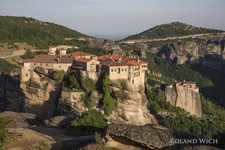 Meteora - Agios Stéphanos Monastery