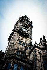 Sheffield Town Hall Clock Tower