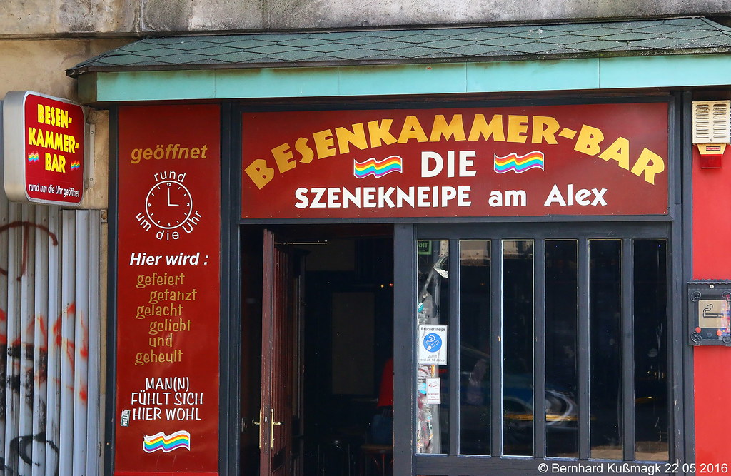 Gay alexanderplatz