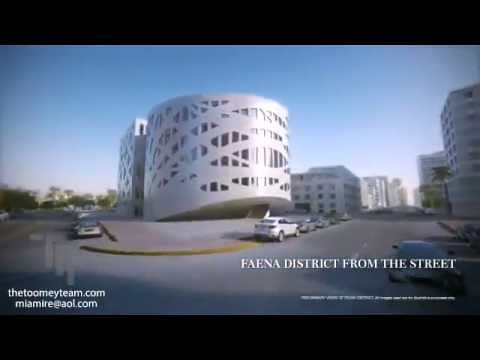 Liked on YouTube: Faena House District Miami Beach CALL (305) 389-6111