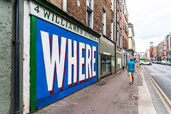 EXAMPLES OF STREET ART IN LIMERICK [WHERE IS WILLIAMS'S STORES]-117324