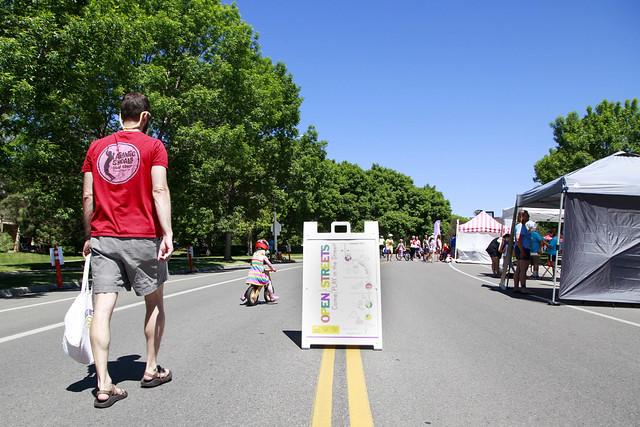 Open Streets, June 2016