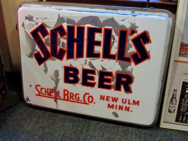 Schell Brewery, New Ulm, Minnesota.