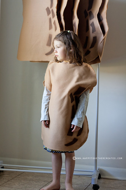 peanut costumes