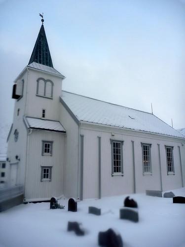 Eglise d'Honningsvåg