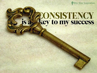 130510 The Positive Daily Affirmation Image About Consistency