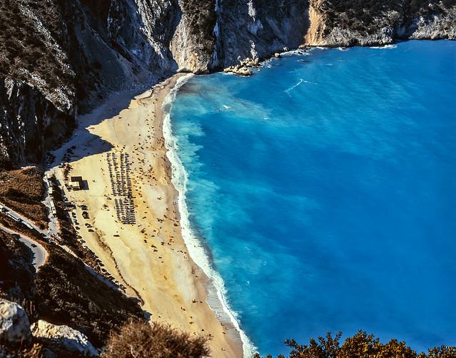 Cephalonia, Myrtos beach
