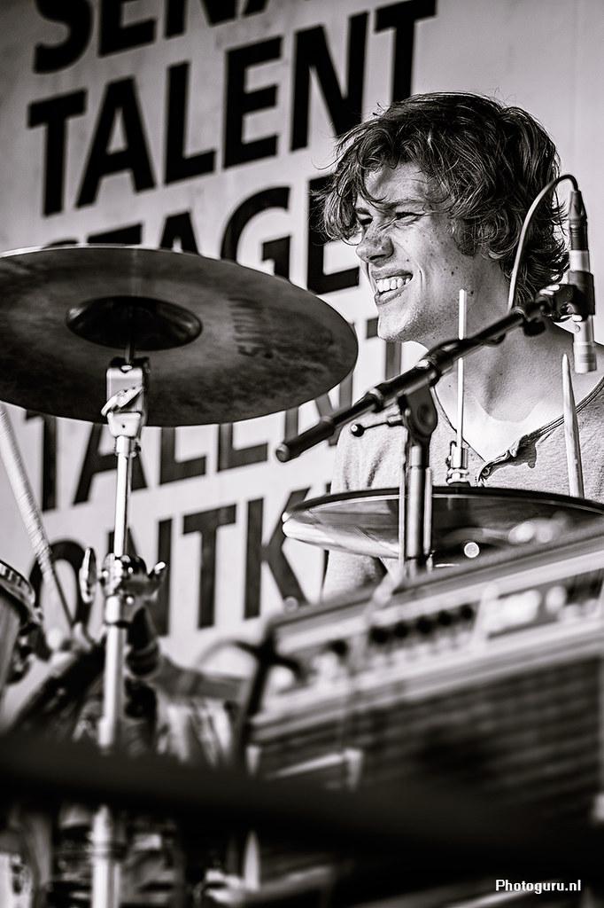 drummer bevrijdingsdag 2013
